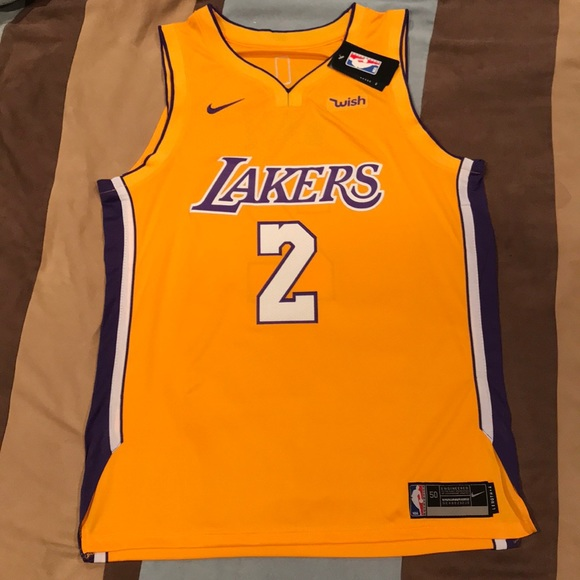 best sneakers e9adf d449c Lonzo Ball Jersey